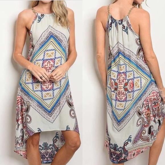 Dresses & Skirts - Hi/low Dress